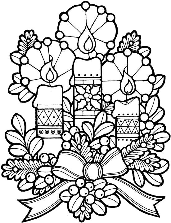 christmas coloring activities printable
