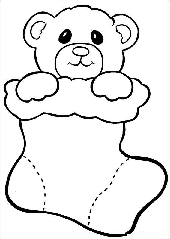 christmas coloring pages printable for kids