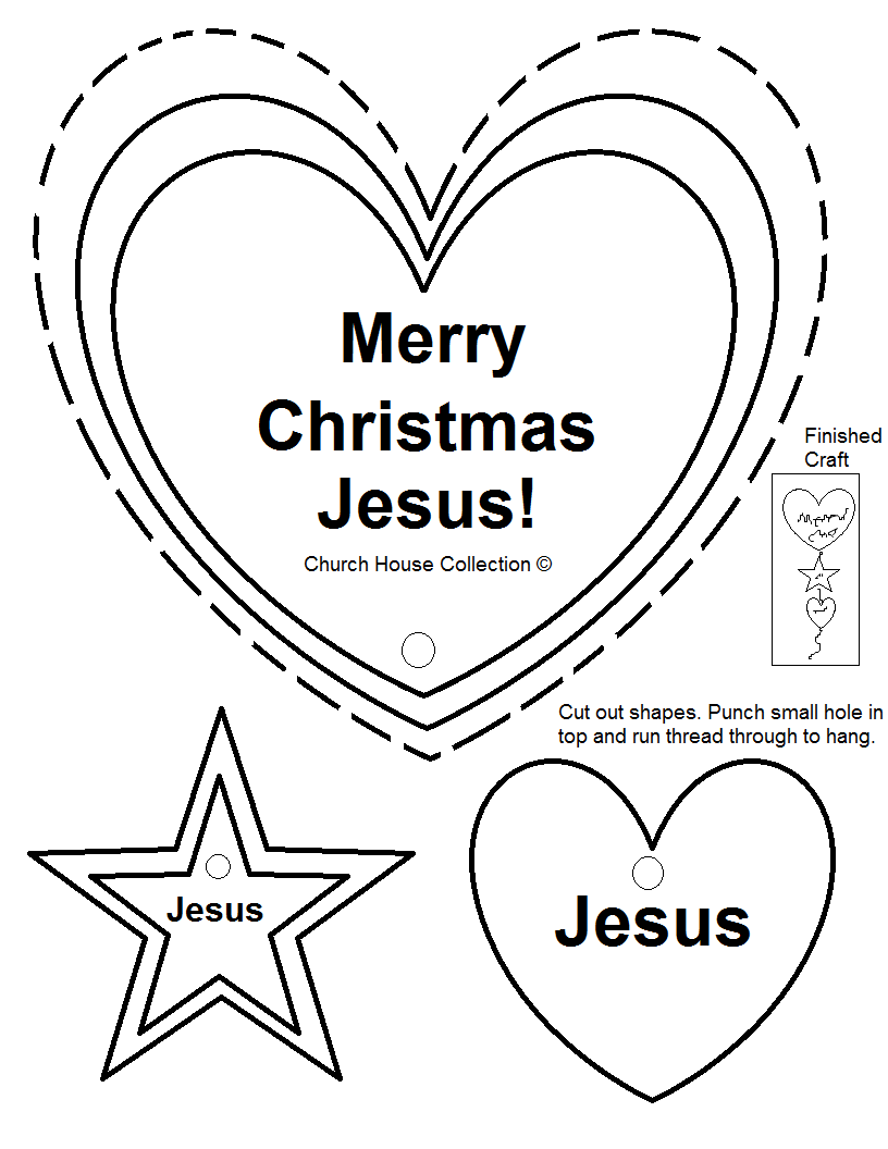 christmas craft sheets printable