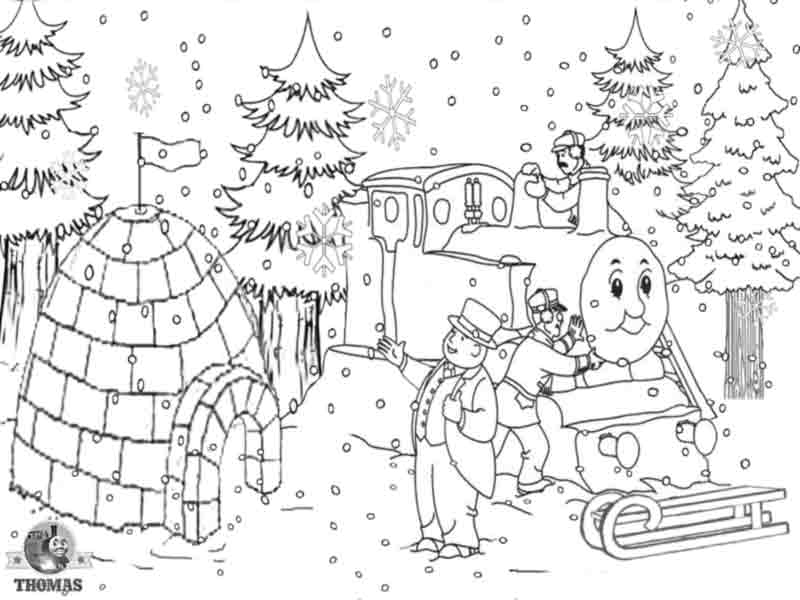 christmas drawings to print