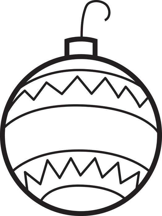 christmas ornament printables for christmas