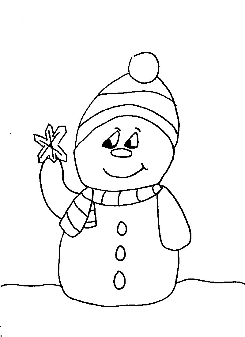 christmas pictures to print and colour