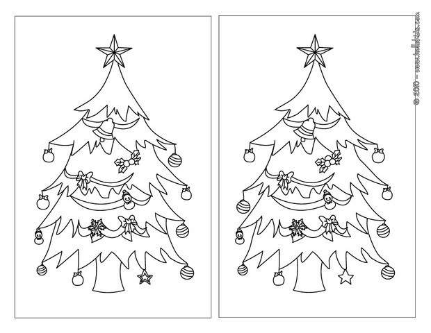 christmas spot the difference printable
