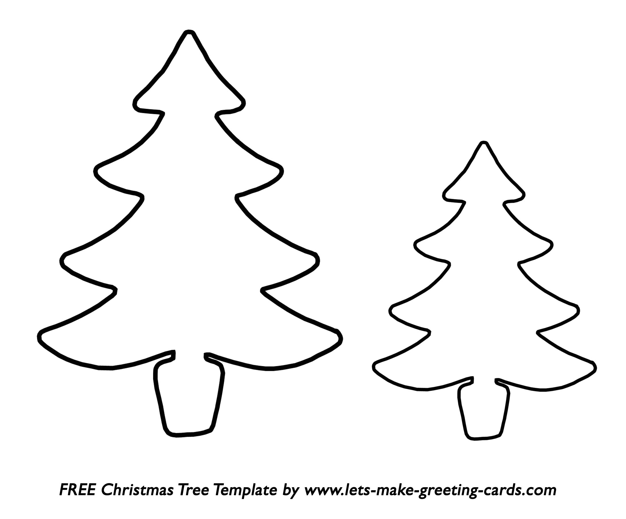 christmas templates free printable