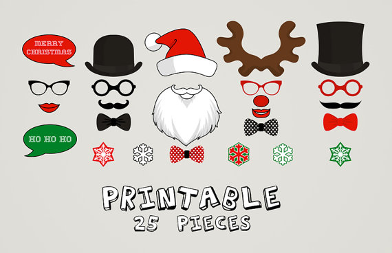 diy printables for christmas