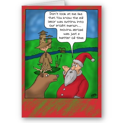 funny printables for christmas