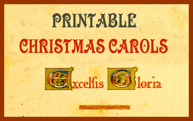 graphic about Printable Christmas Song Lyrics known as Lyric Printables For Xmas - Xmas Printables