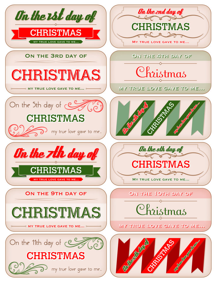 pinterest printables for christmas