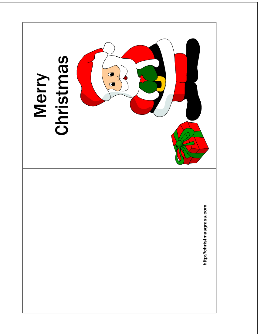 Print Christmas Cards Online - Christmas Printables
