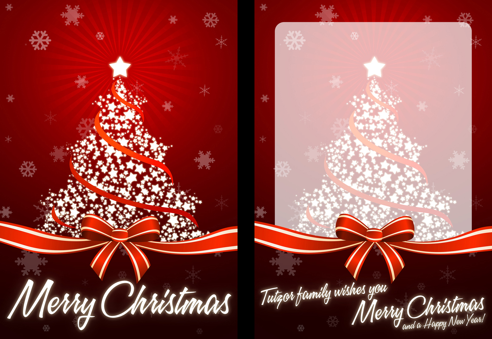 print your own christmas cards