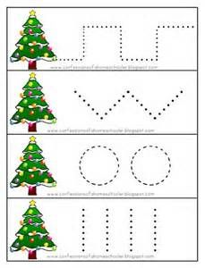 printable christmas activities toddlers