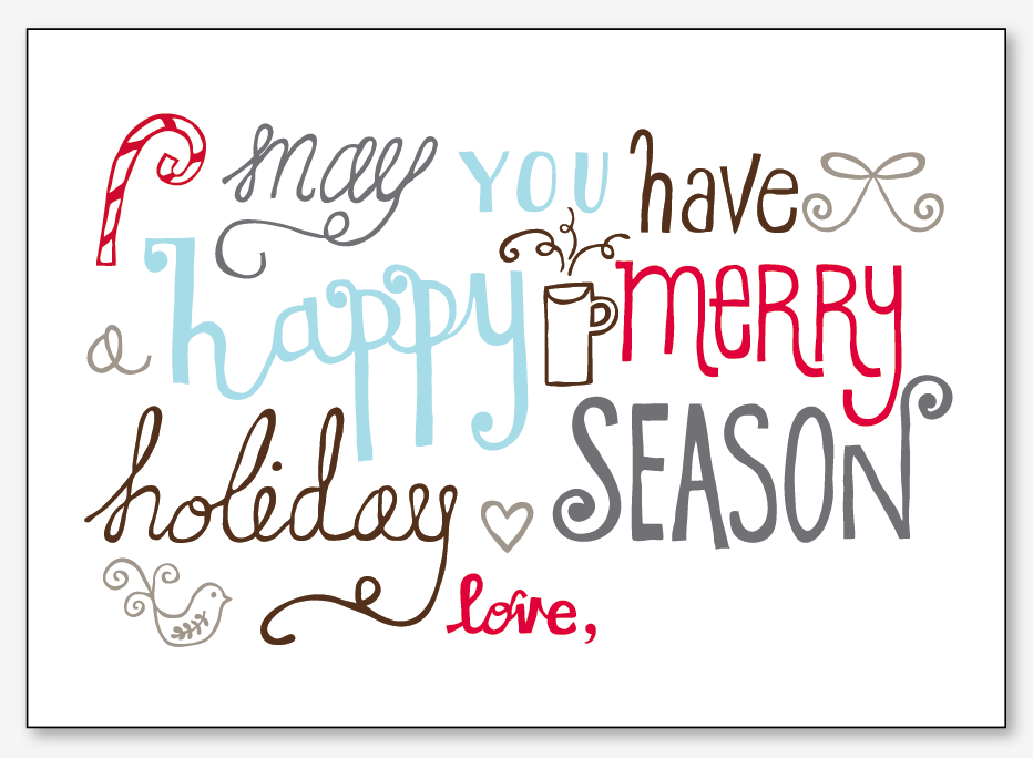 printable christmas cards templates