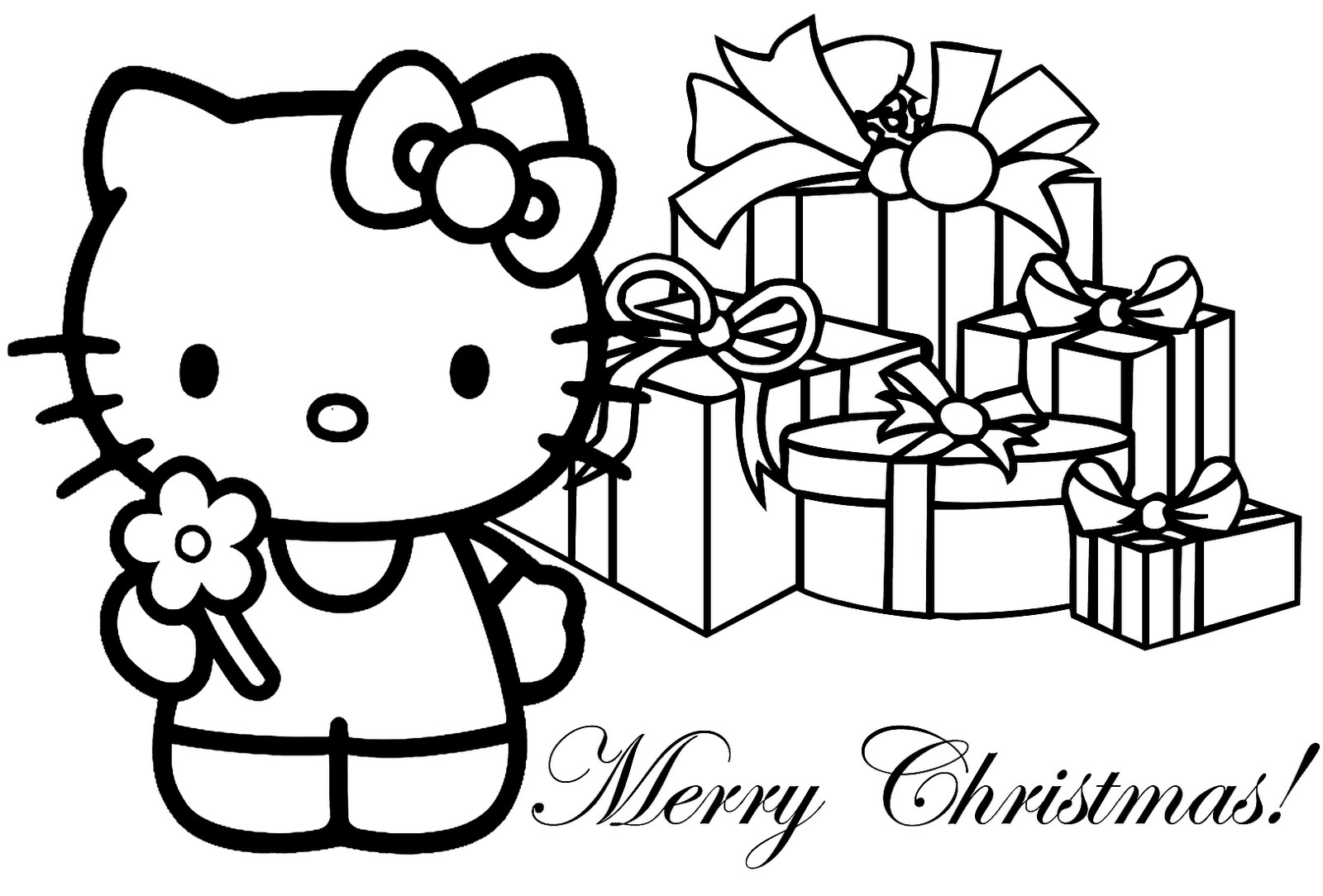 printable christmas colouring in sheets