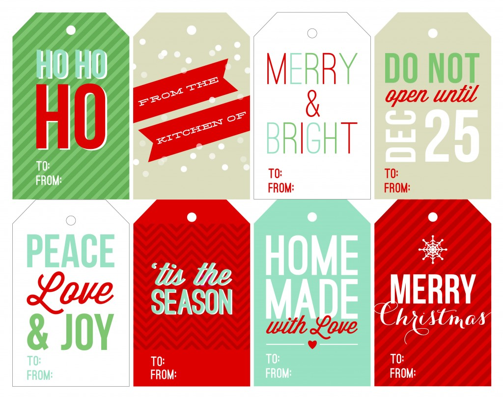 printable christmas gift tags templates