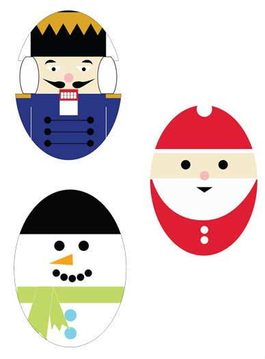 printable christmas tree decorations