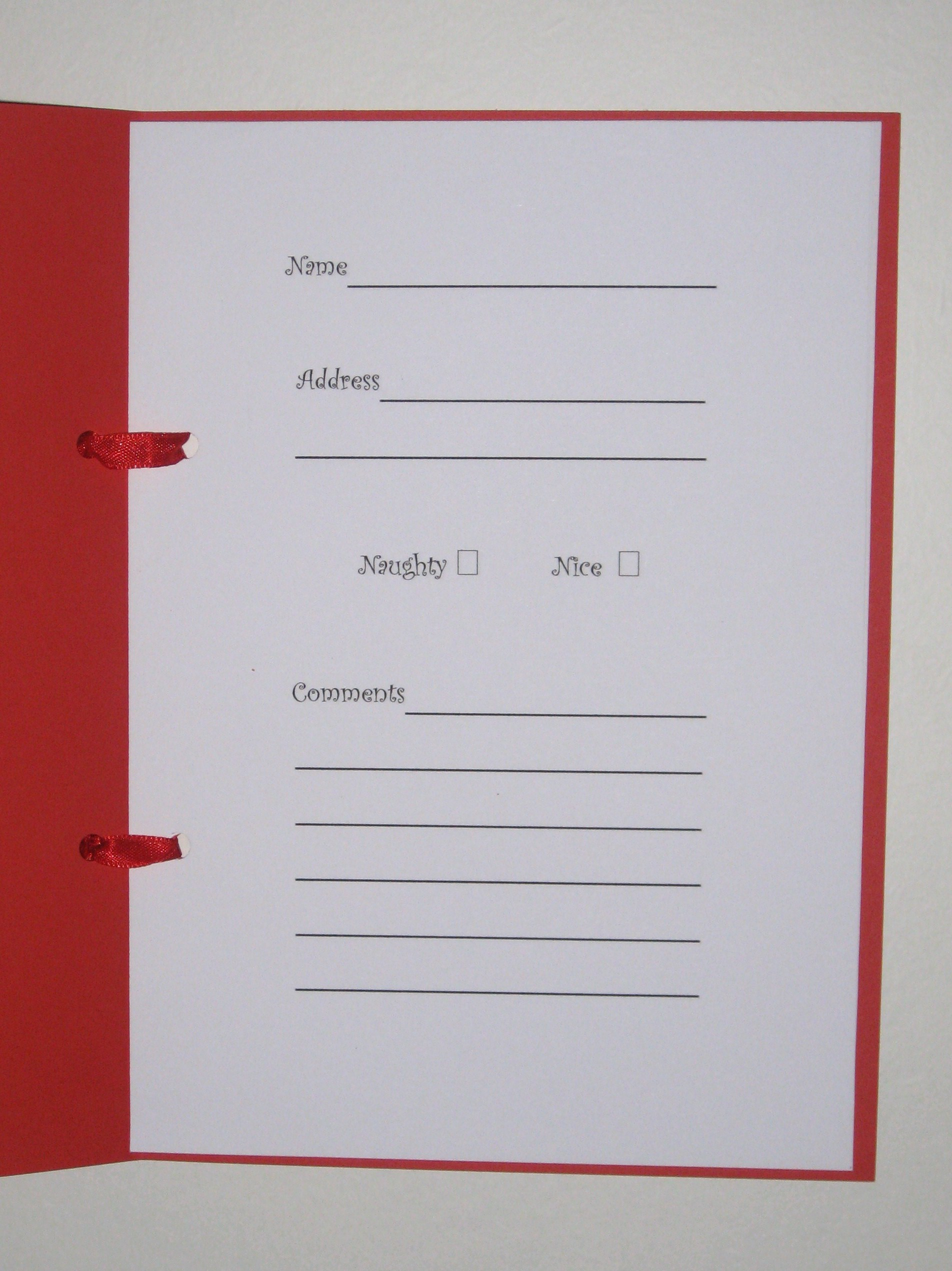 image regarding Free Printable Passport Template known as Printable Elf Pport - Xmas Printables