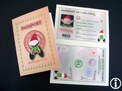 printable elf passport