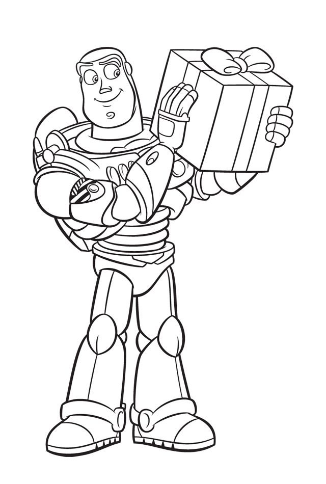 toy story printables for christmas