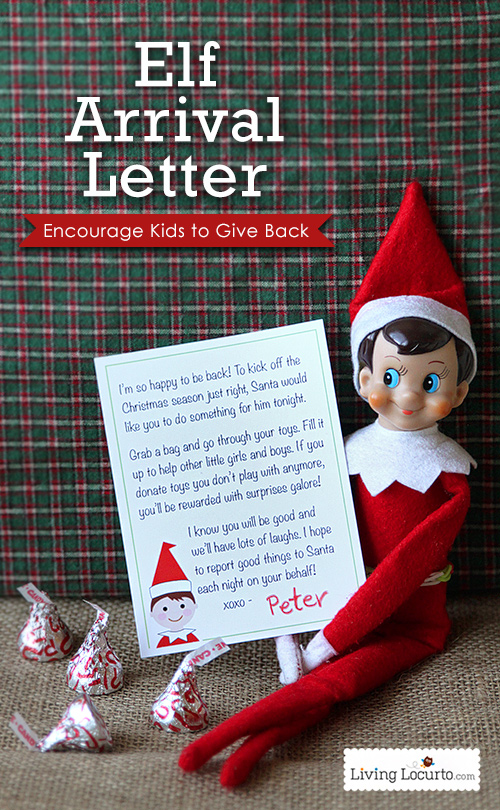 welcome back letter from elf on the shelf printable