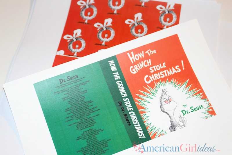 image regarding American Girl Doll Iphone Printable identified as Ag Doll Printables For Xmas - Xmas Printables