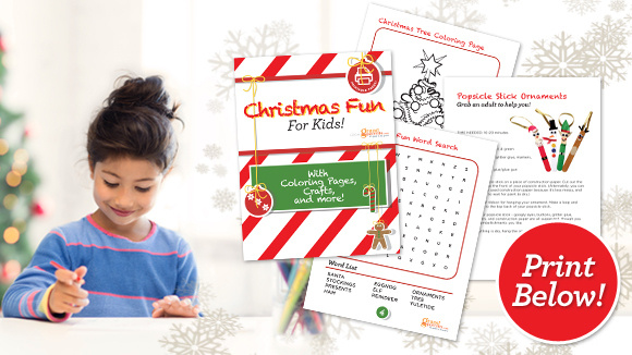 christmas activity book printable free