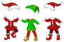 Christmas Elf Templates Printable