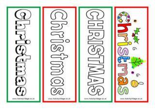 christmas printable activities for children