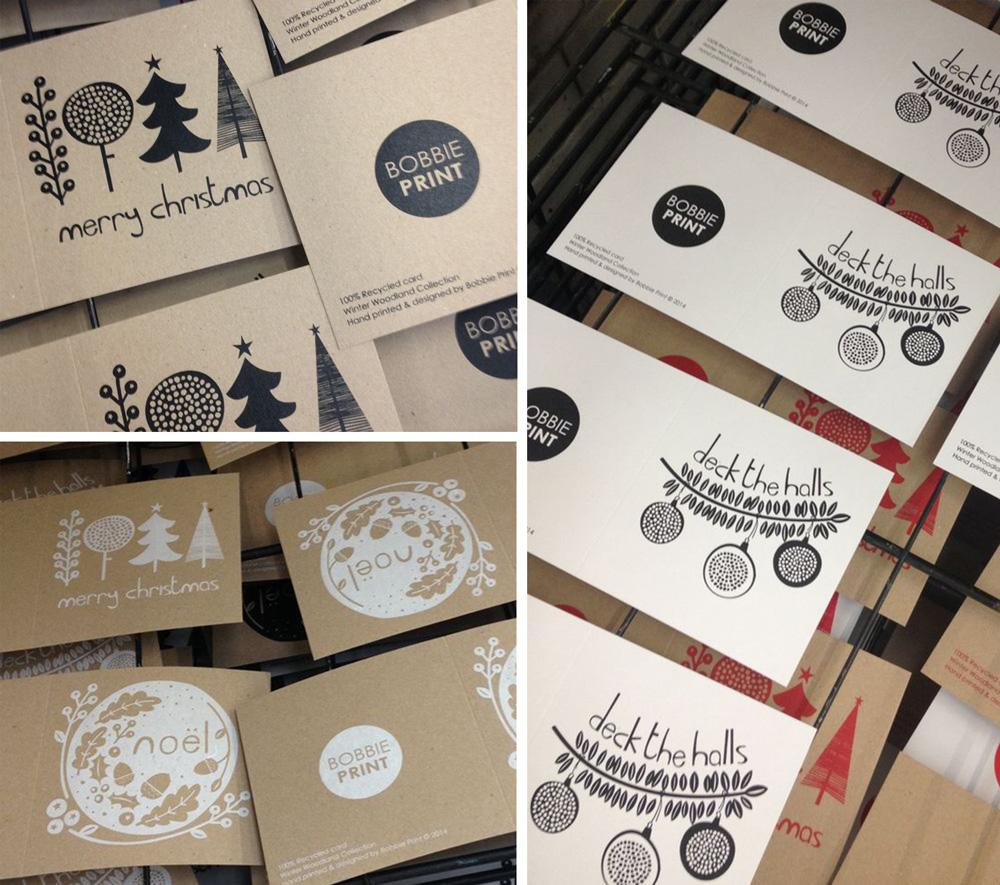 design and print christmas cards