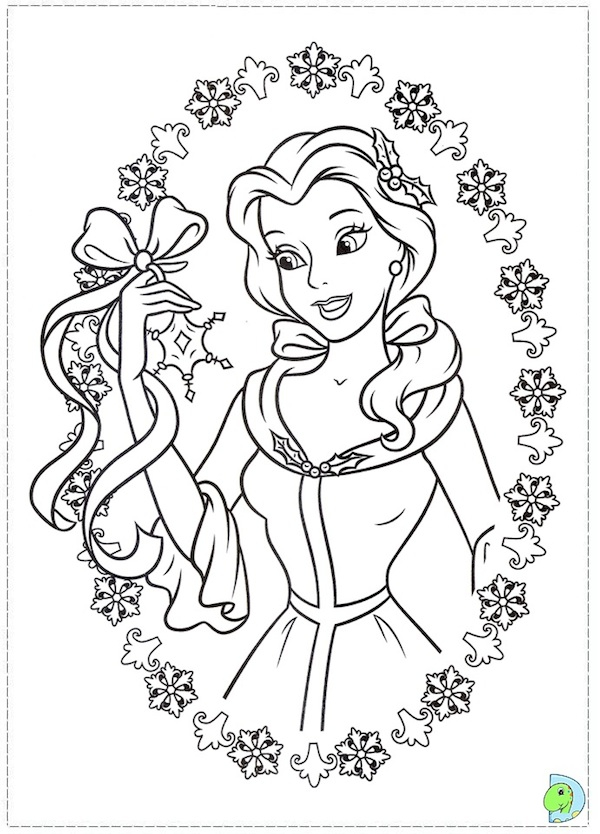 Disney Princess Printables For Christmas Christmas Printables