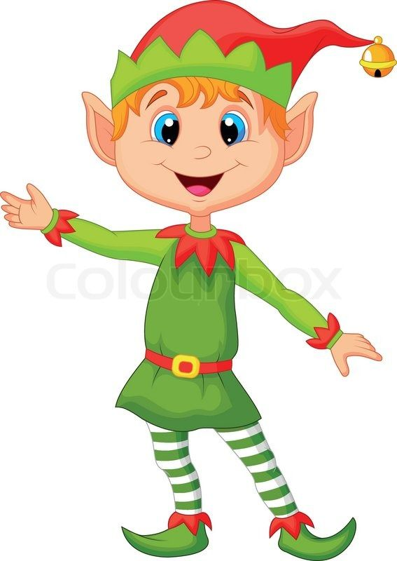 elf pictures to print