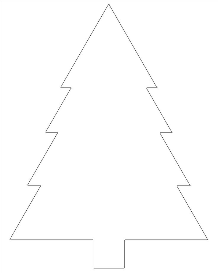 graphic regarding Printable Ornaments Template named xmas craft templates free of charge -
