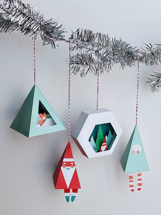 free printable christmas crafts for kids