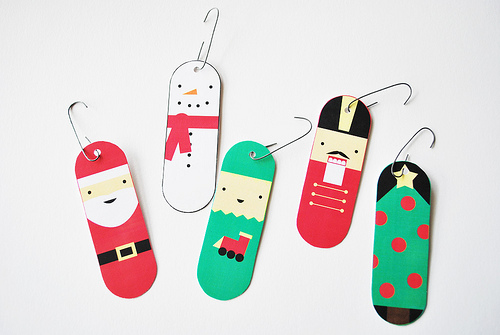 free printable christmas crafts to make