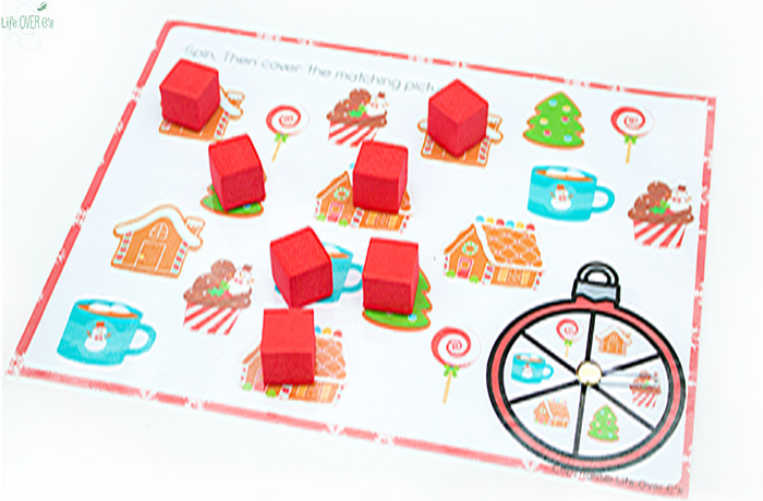 free printable kids christmas games