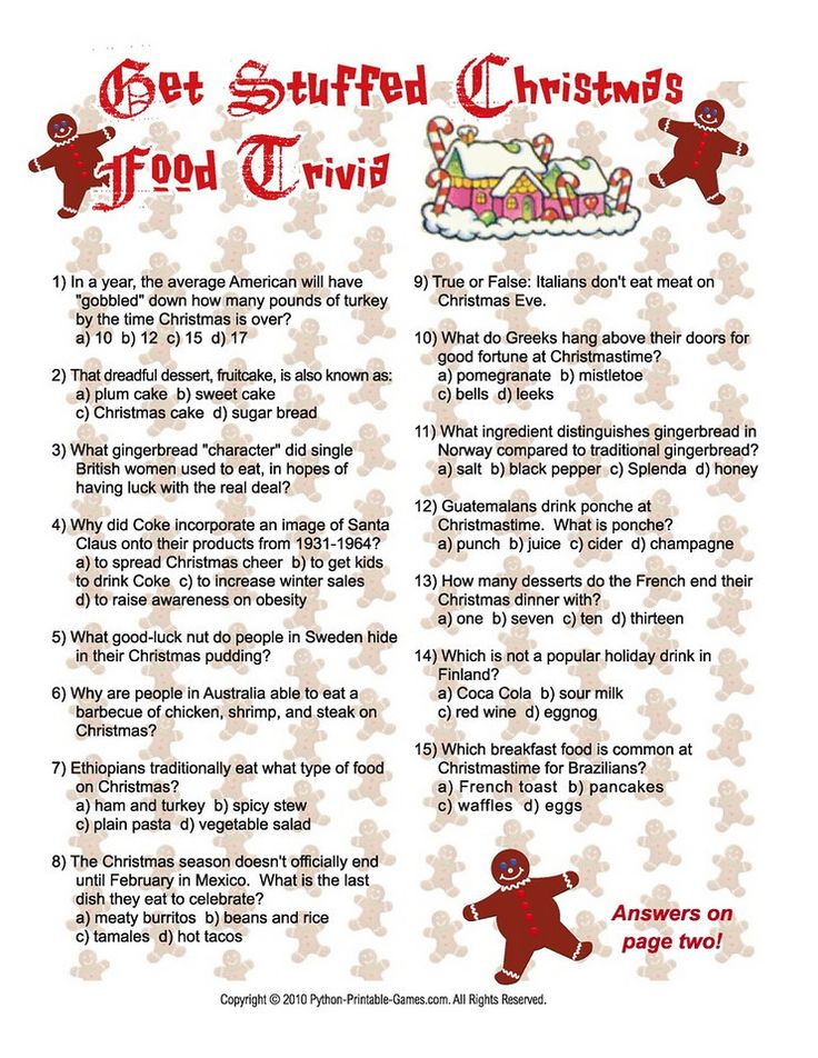 graphic relating to Christmas Trivia Game Printable titled Exciting Printable Xmas Video games - Xmas Printables