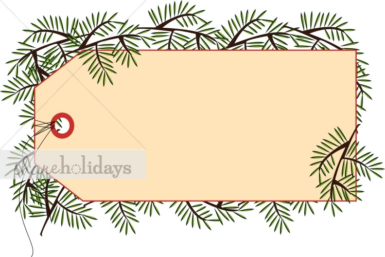 large printable gift tags free christmas