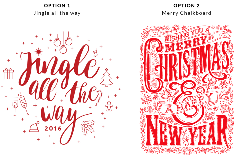 merry christmas cards printable