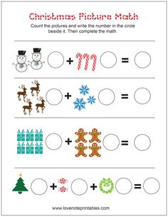 middle school printables for christmas