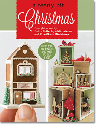 miniature printables for christmas