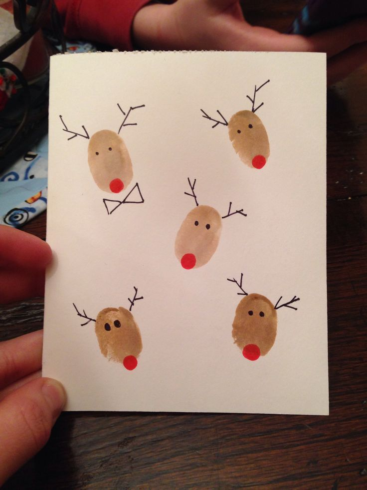 printable christmas cards for toddlers
