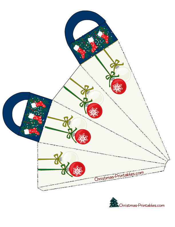 printable christmas decorations free