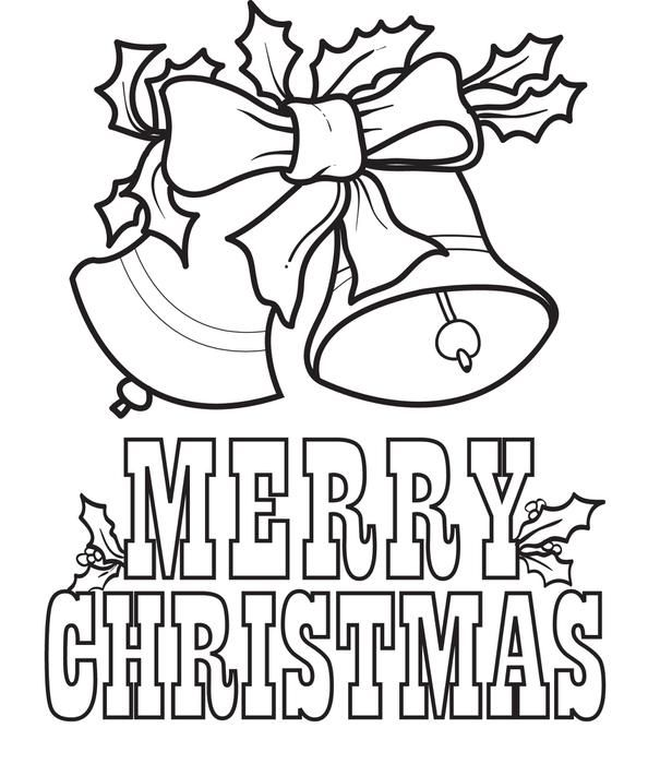 printable christmas drawings