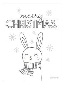 printable christmas things