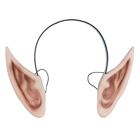 printable elf ears