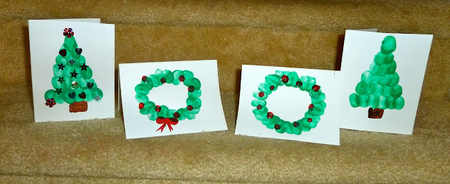 self print christmas cards