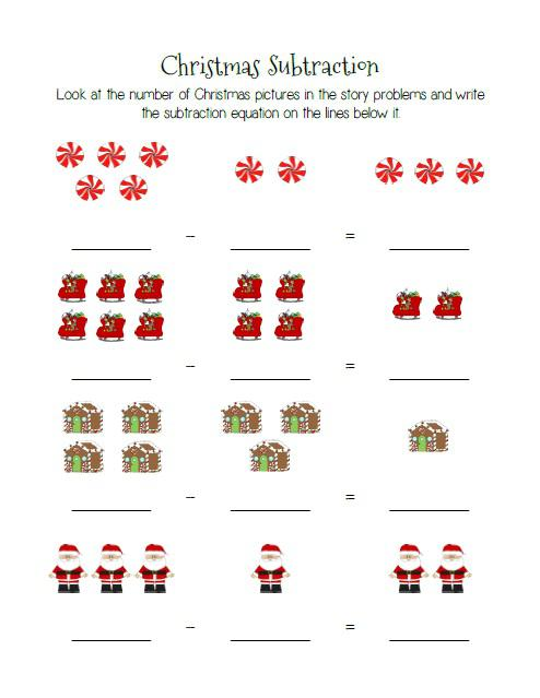 themed printables for christmas