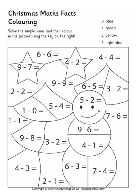 worksheet ks1 printables for christmas