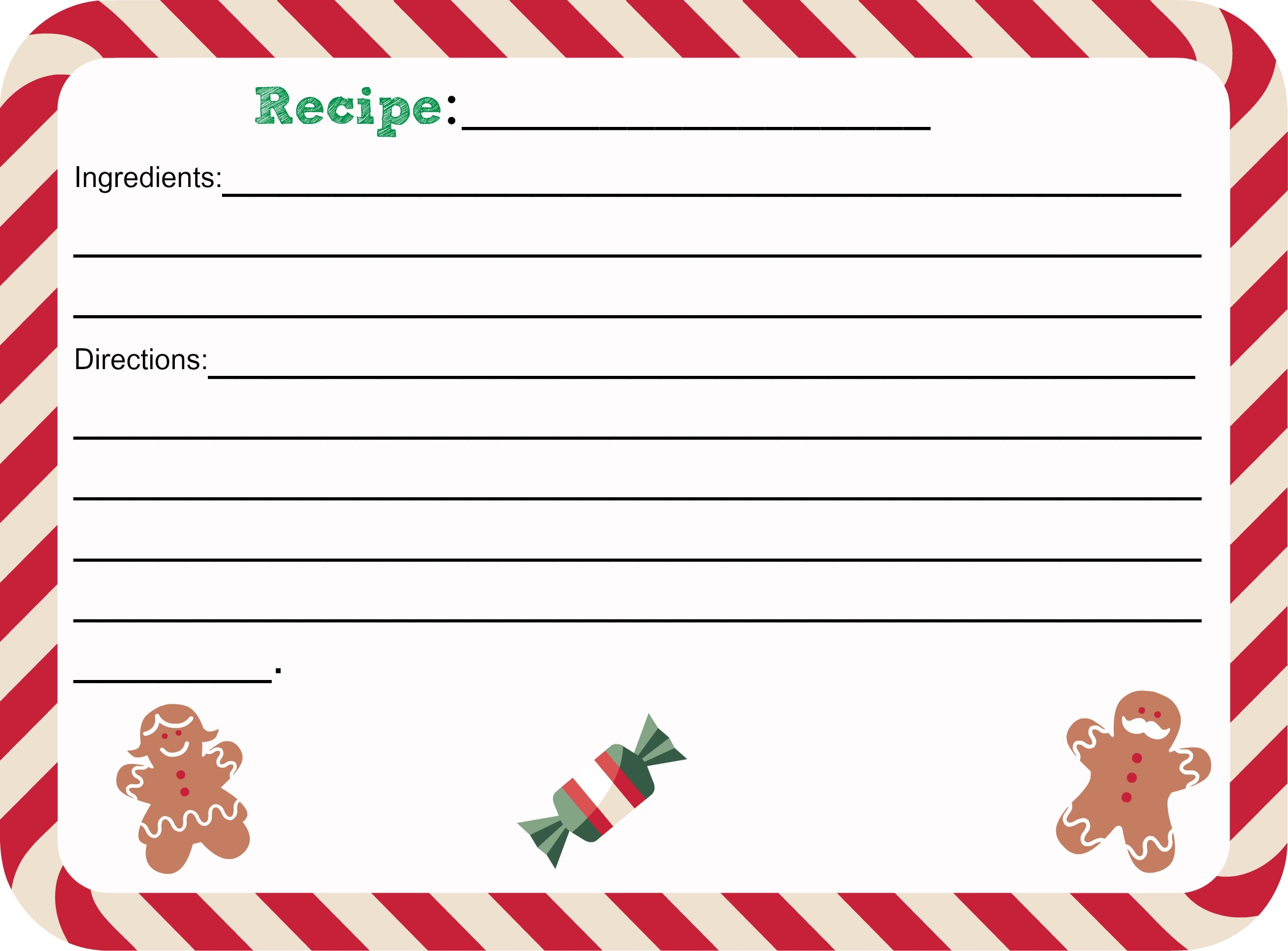 blank printable christmas cards