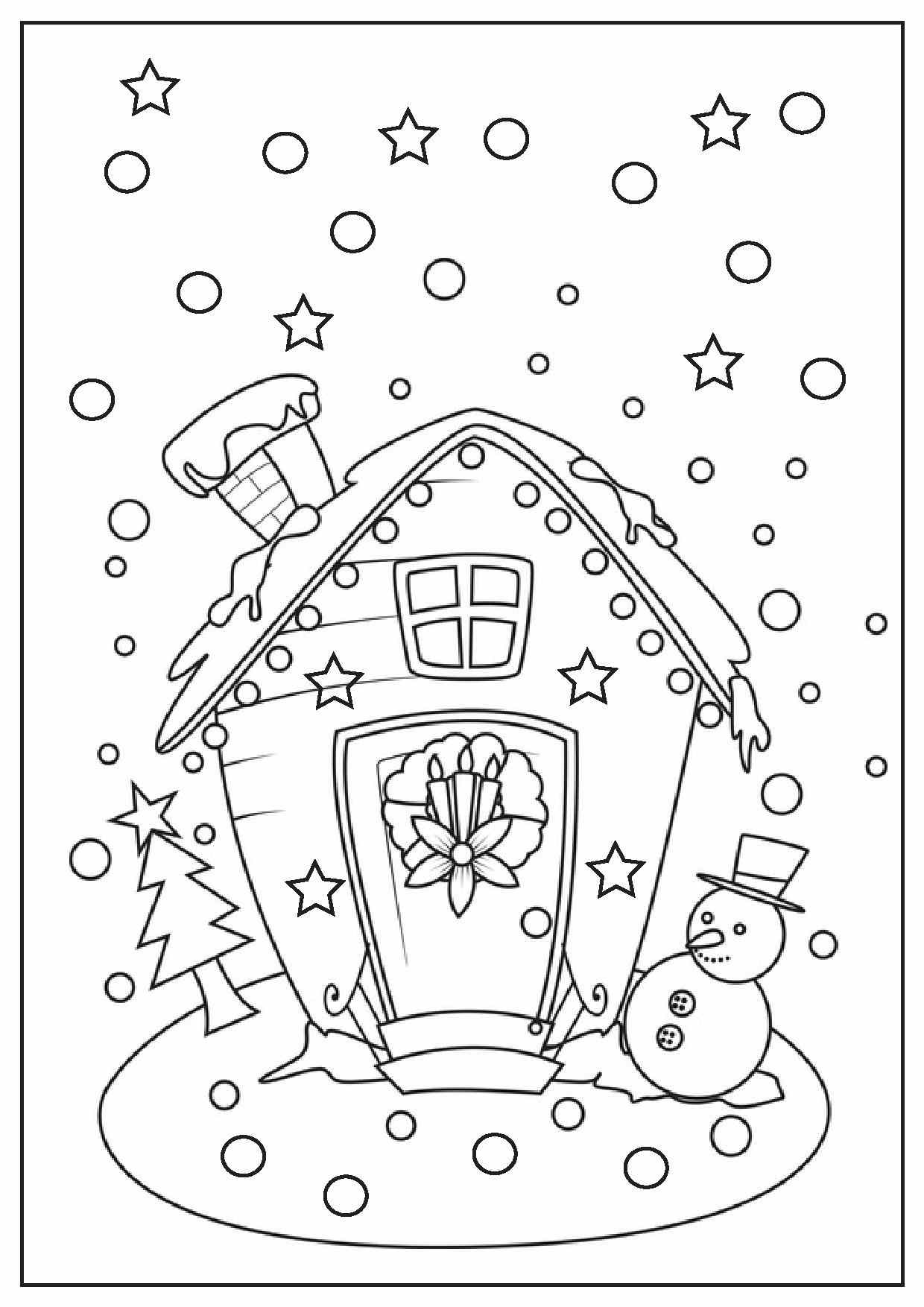 christmas activities to print free