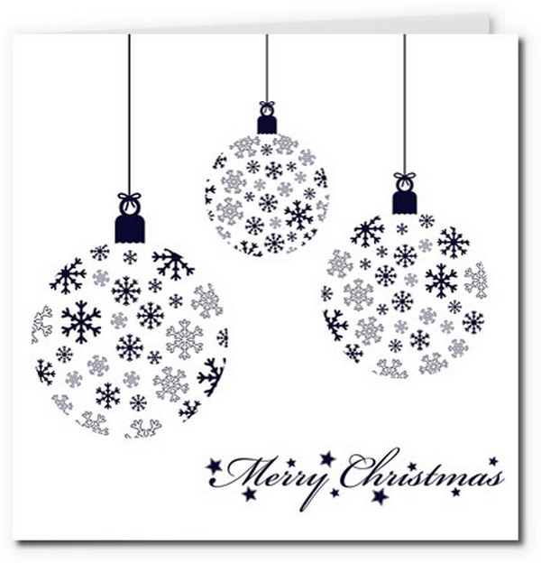 christmas baubles printable free